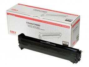OKI C9600, C9650, C9800, C9850 Trommel schwarz Standardkapazität 30.000 Seiten 1er-Pack
