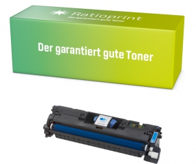 Ratioprint Rebuilt Toner C9701A / 701C cyan