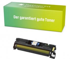 Ratioprint Rebuilt Toner C9702A / 701Y yellow