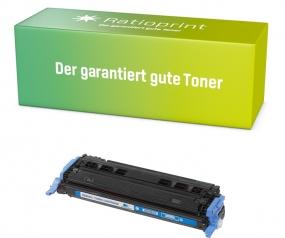 Ratioprint Rebuilt Toner Q6001A / 707C cyan