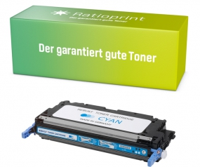 Ratioprint Rebuilt Toner Q7581A / 711C cyan