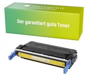 Ratioprint Rebuilt Toner C9722A yellow