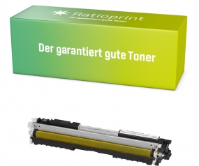 Ratioprint Rebuilt Toner CE312A yellow
