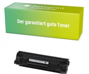 Ratioprint Rebuilt Toner CB436A / 36A black