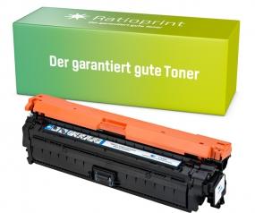 Ratioprint Rebuilt Toner CE341A cyan