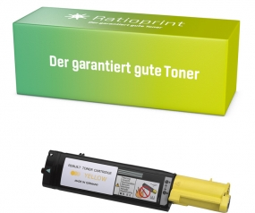 Ratioprint Rebuilt Toner 593-10063 yellow
