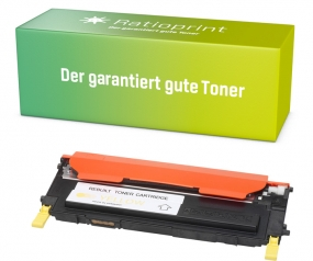 Ratioprint Rebuilt Toner 593-10496 yellow