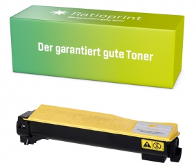 Ratioprint Rebuilt Toner TK-550Y yellow