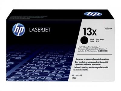 HP 13X LaserJet Original Toner schwarz hohe Kapazität 4.000 Seiten 1er-Pack