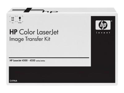 HP Colour LaserJet C4196A Transfereinheit schwarz und farbig Standardkapazität schwarz 100.000 Seite