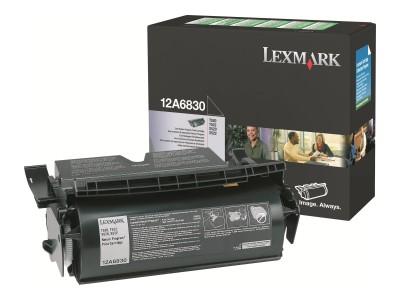 LEXMARK T520, T522 Toner schwarz Standardkapazität 7.500 Seiten 1er-Pack Rückgabe