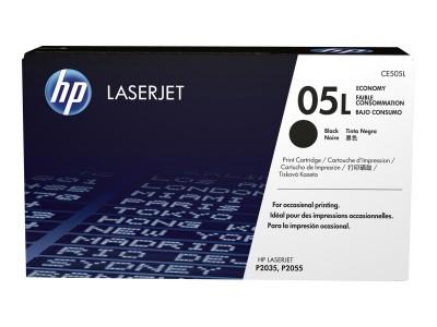 HP 05L Original Toner schwarz kleine Kapazität 1.000 Seiten 1er-Pack Economy