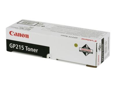 CANON GP215 Toner schwarz Standardkapazität 9.600 Seiten 1er-Pack