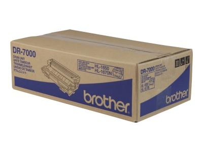 BROTHER DR-7000 Trommel schwarz Standardkapazität 20.000 Seiten 1er-Pack