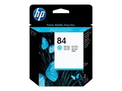 HP 84 Original Druckkopf hell cyan Standardkapazität 1er-Pack
