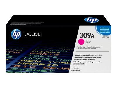 HP 309A Colour LaserJet Original Toner magenta Standardkapazität 4.000 Seiten 1er-Pack