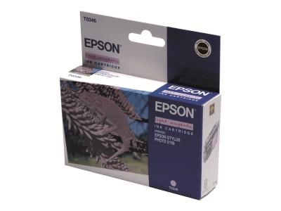 EPSON T0346 Tinte hell magenta Standardkapazität 17ml 440 Seiten 1-pack blister ohne Alarm