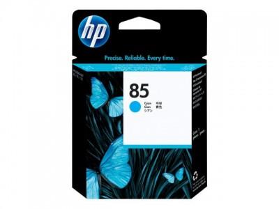 HP 85 Original Druckkopf cyan Standardkapazität 1er-Pack