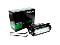 LEXMARK Reman-Druckkassette f. Etiketten T63x 21.000Seiten