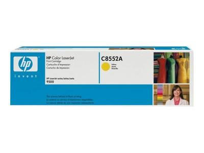 HP 822A Colour LaserJet Original Toner gelb Standardkapazität 25.000 Seiten 1er-Pack