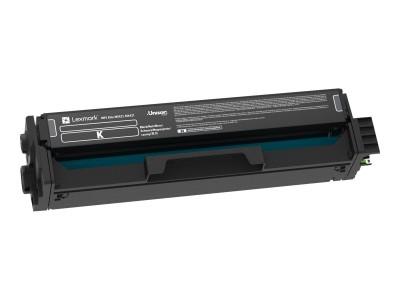 LEXMARK 20N0H10 Black High Yield Print Cartridge
