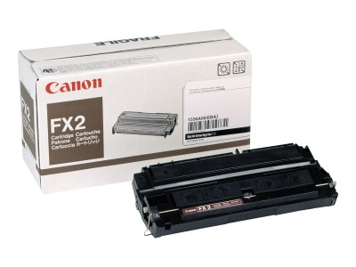 CANON FX-2 Toner schwarz Standardkapazität 4.000 Seiten 1er-Pack