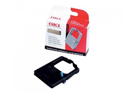 OKI Microline 182, 280, 320, 321, 3320, 3321 Tintenband schwarz 3.000.000 Zeigen 1er-Pack