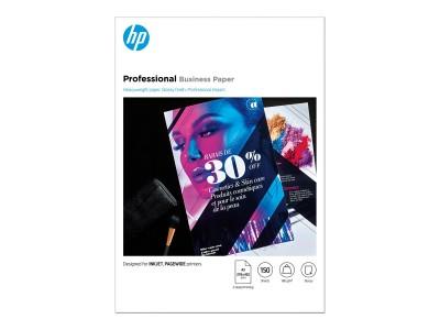 HP Pro Biz Gls A3 180g 150sh FSC Paper