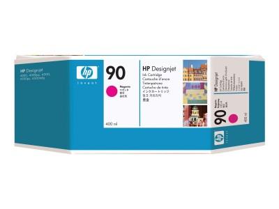HP 90 Original Tinte magenta Standardkapazität 400ml 1er-Pack