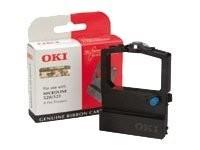 OKI Microline 520, 521 Tintenband schwarz 4.000.000 Zeigen 1er-Pack