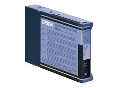 EPSON T5431 Tinte foto schwarz Standardkapazität 110ml 1er-Pack