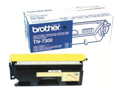 BROTHER TN-7300 Toner schwarz Standardkapazität 3.000 Seiten 1er-Pack