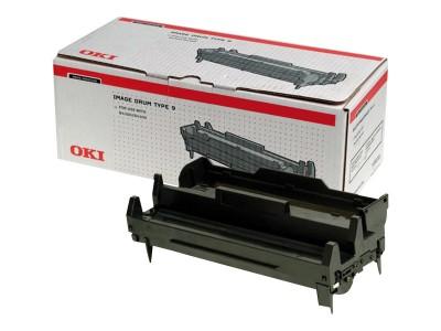 OKI B4100, B4200, B4250, B4300, B4350 Trommel schwarz 25.000 Seiten 1er-Pack