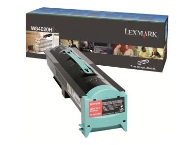 LEXMARK W840 Toner schwarz Standardkapazität 30.000 Seiten 1er-Pack