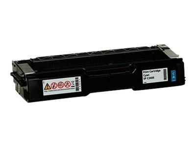RICOH Print Cartridge Cyan SP C340E