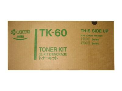 KYOCERA TK-60 Toner schwarz Standardkapazität 20.000 Seiten 1er-Pack