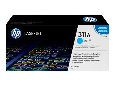 HP 311A Colour LaserJet Original Toner cyan Standardkapazität 6.000 Seiten 1er-Pack