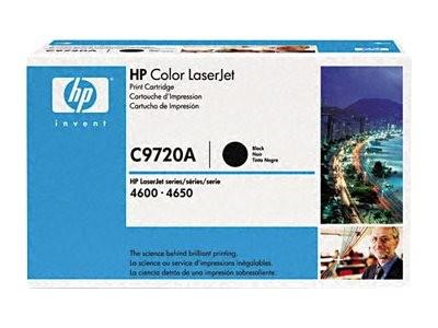 HP 641A Colour LaserJet Original Toner schwarz Standardkapazität 9.000 Seiten 1er-Pack