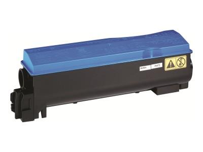 KYOCERA TK-550 Toner cyan Standardkapazität 6.000 Seiten A4 mit 5% Tonerdeckung