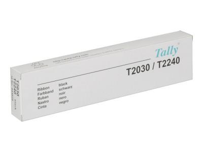 TALLYGENICOM T2030 / T2240 Farbband schwarz nylon 4.000.000 Zeigen 1er-Pack