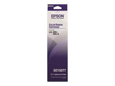EPSON S015077 Farbband farbig 2.000.000 Zeichen 1er-Pack
