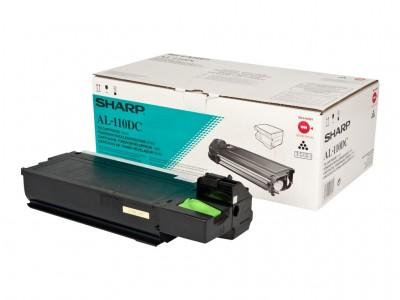SHARP AL-110DC Toner schwarz Standardkapazität 4.000 Seiten 1er-Pack Entwickler