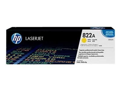 HP 822A Colour LaserJet Original Trommel gelb hohe Kapazität 40.000 Seiten 1er-Pack