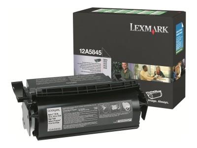 LEXMARK T61X Toner schwarz hohe Kapazität 25.000 Seiten 1er-Pack Rückgabe