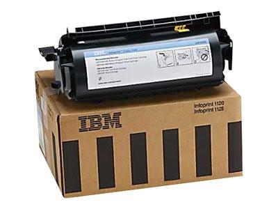 RICOH INFOPRINT 1120, 1125 Toner schwarz hohe Kapazität 20.000 Seiten 1er-Pack return program