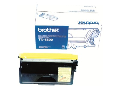 BROTHER TN-5500 Toner schwarz Standardkapazität 12.000 Seiten 1er-Pack