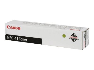 CANON NPG-11 Toner schwarz Standardkapazität 5.300 Seiten 1er-Pack