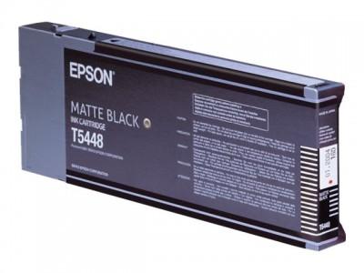 EPSON T5448 Tinte matt schwarz Standardkapazität 220ml 1er-Pack