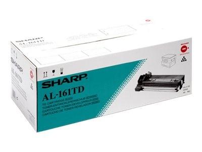 SHARP AL-161TD Toner schwarz Standardkapazität 9.000 Seiten 1er-Pack Entwickler