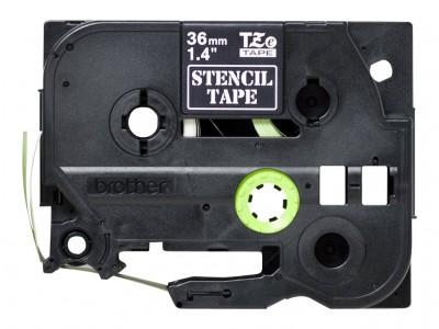 BROTHER ETS tape schwarz36mm